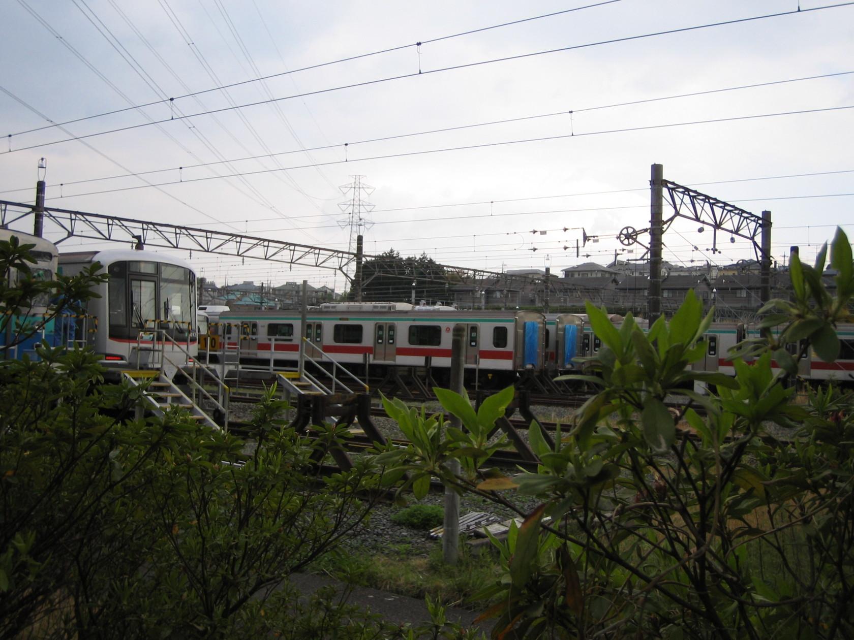 [20100424-長津田散歩]