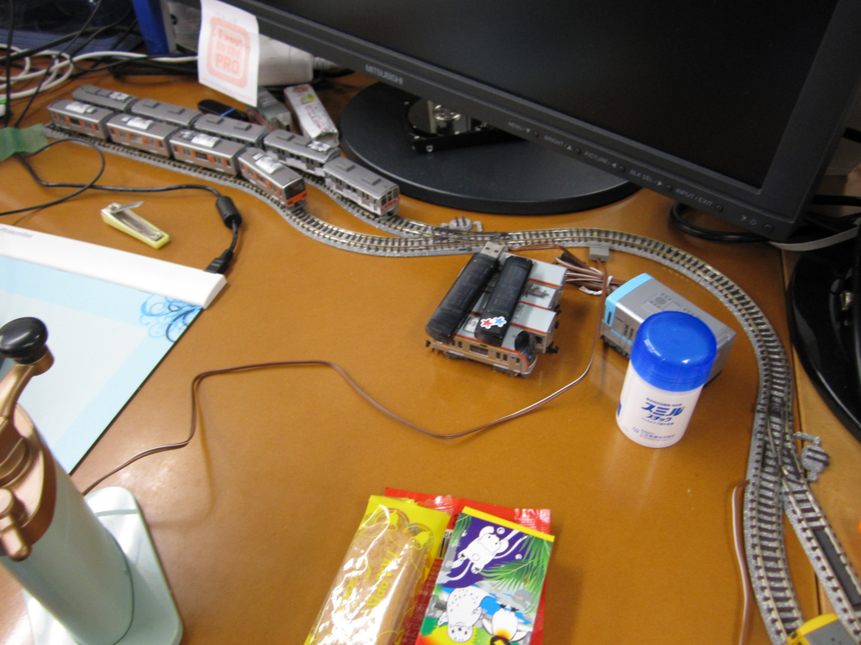 鉄道模型@会社