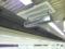 田都渋谷駅になんか付いた。上り下り両方についてるのと、両面に1行