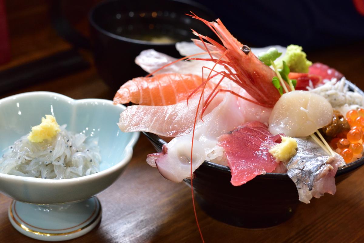 那珂湊 海鮮丼