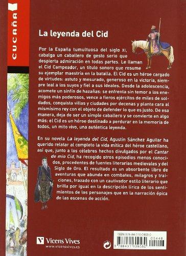 Leer online los libros de la leyenda del cid cuca a n c for La leyenda del cid