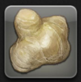 食材「パールジンジャー」のアイコン。(FF14)