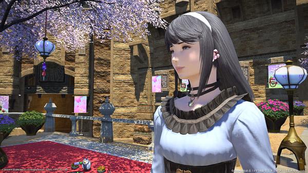 プリンセスデー2019の主役であるアルディア。(FF14)