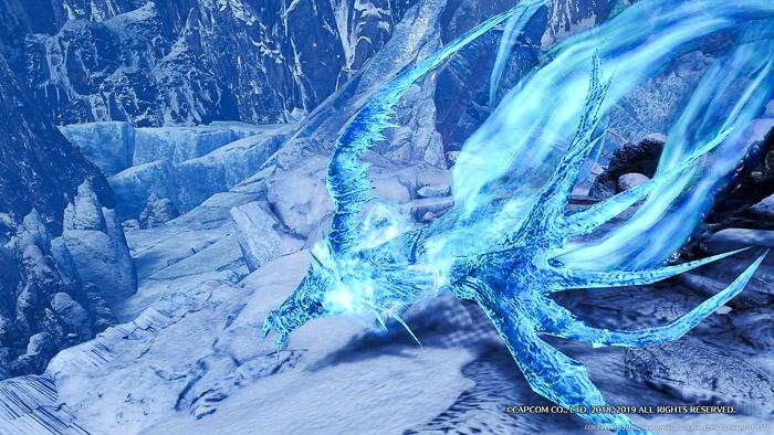 操虫棍の虫が FF14のドラゴンに変わるドラゴンソウル。