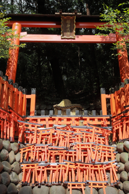 [京都][伏見稲荷][神社]