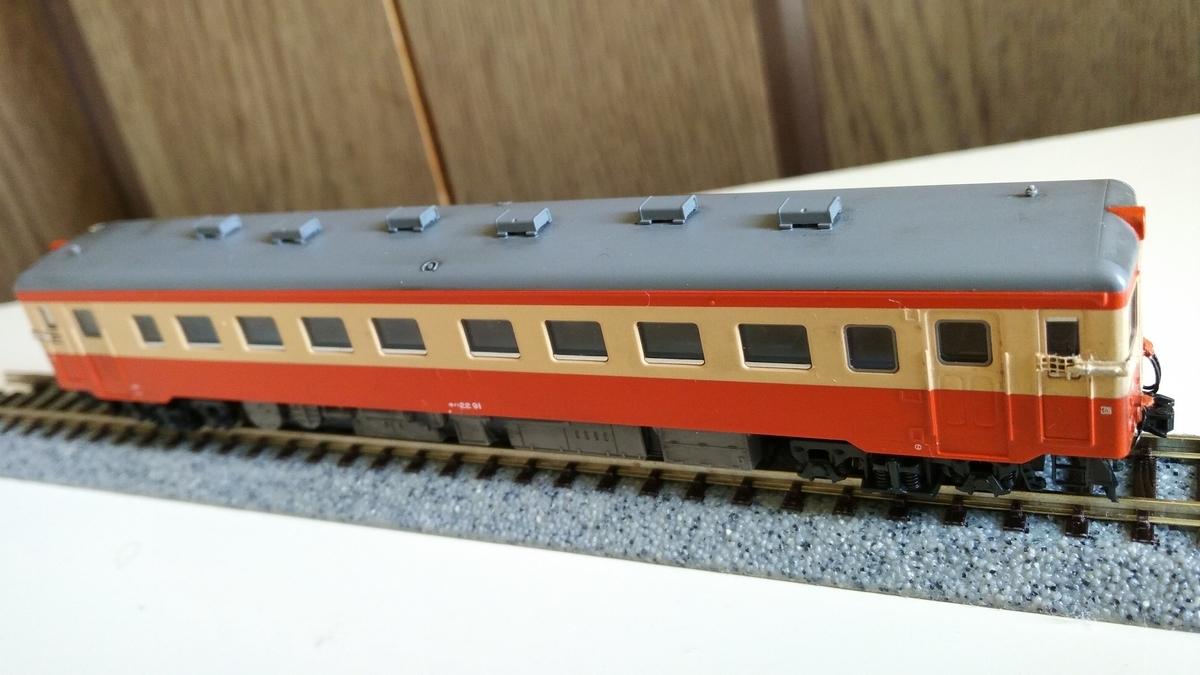 キハ22 91 函館所属 -9