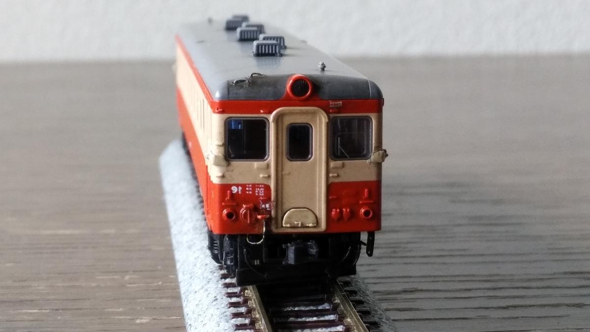 TOMIOX キハ22 91 函館所属-2