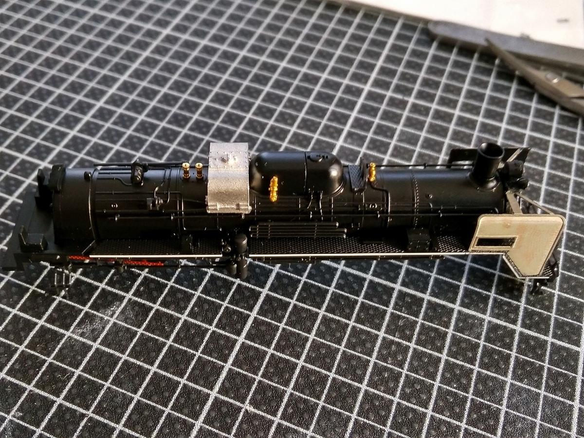 Tomix C57 135 重油タンク/標準デフ装着-3