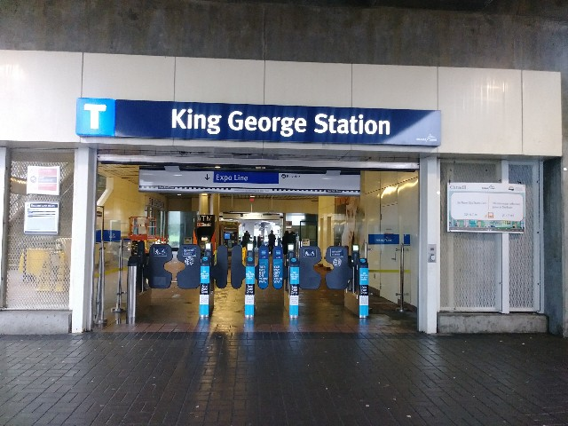 King George Station