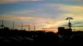 [風景]今日の夕焼け