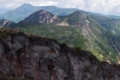硫黄岳から北八ヶ岳