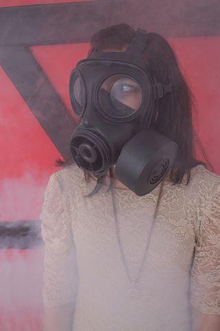 毒ガスマスクをつけたくなるほど苦しい、柔軟剤のニオイ