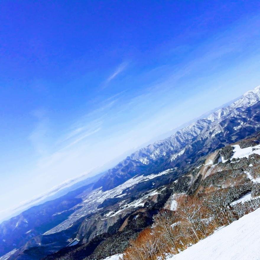 福井県勝山市 雪
