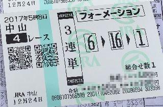 中山4R-3連単