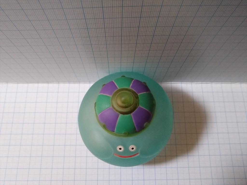 ドラゴンクエスト バウンドボール キングスライム(クリアブルー)の画像5