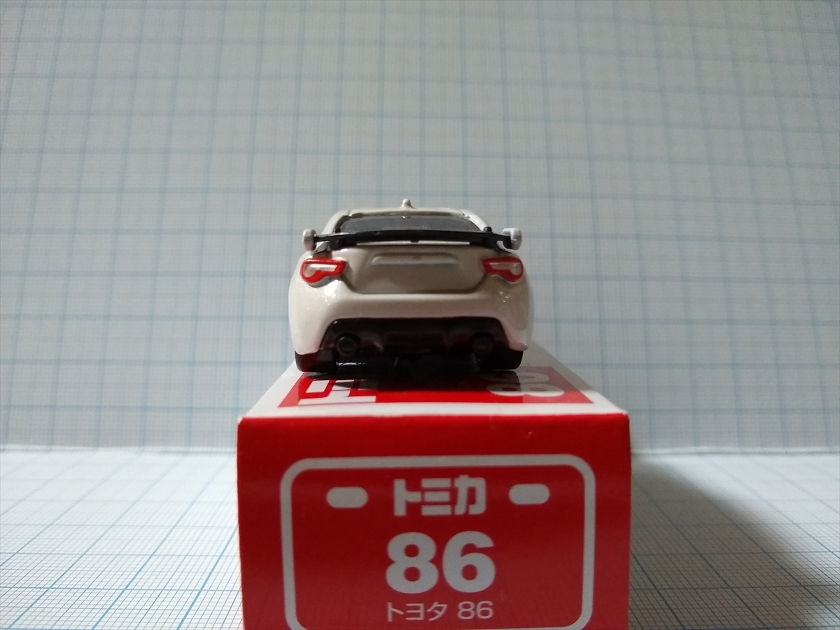 トミカ No.86 トヨタ 86の画像