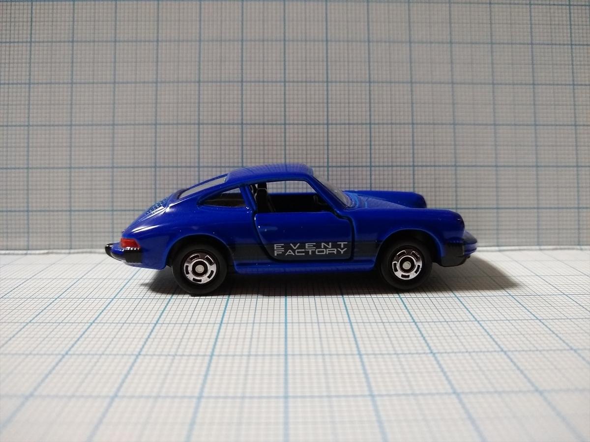 トミカ 組み立て工場 第17弾 ポルシェ 911Sの画像3