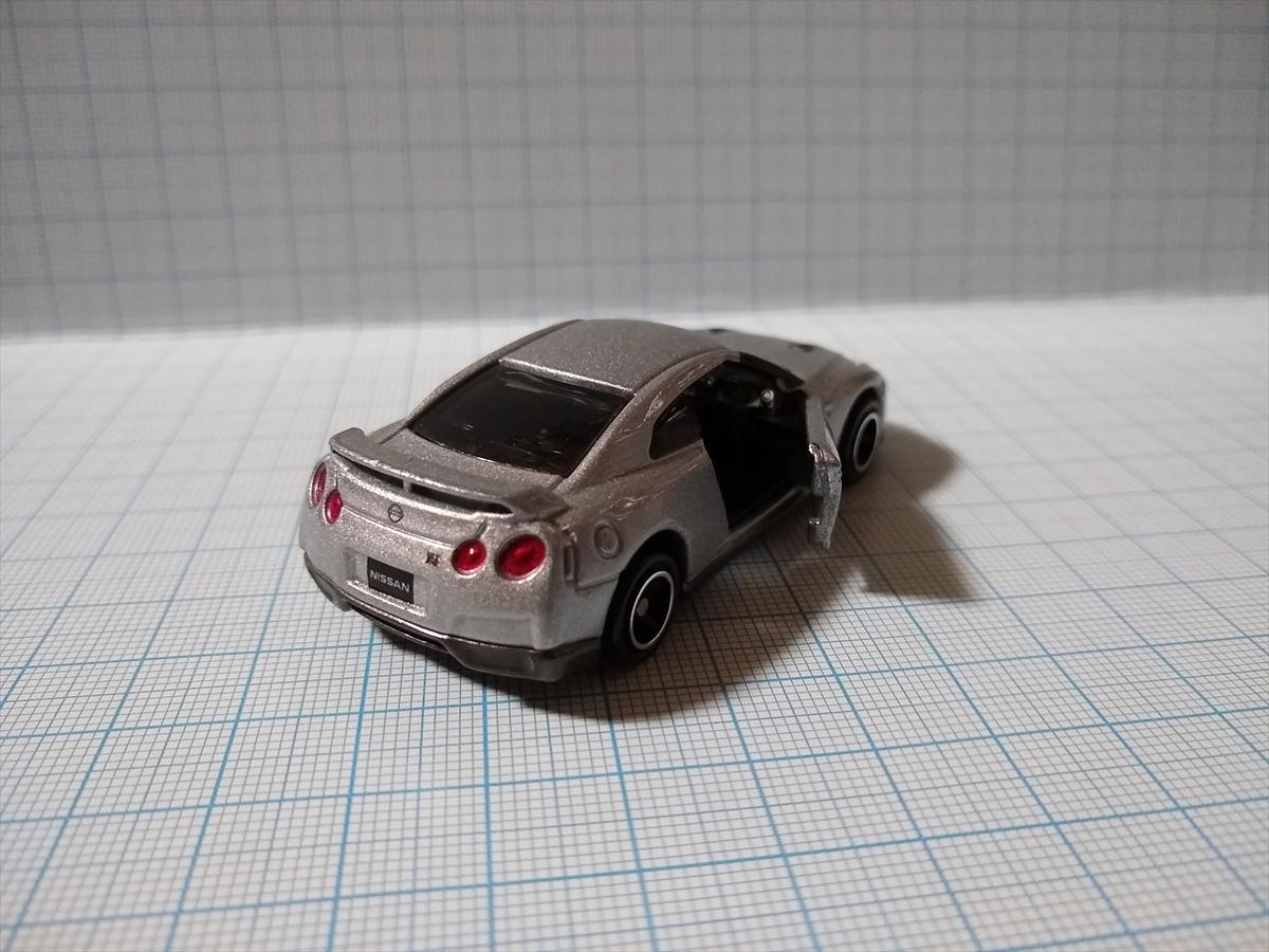トミカ No.94 日産 GT-Rの画像2