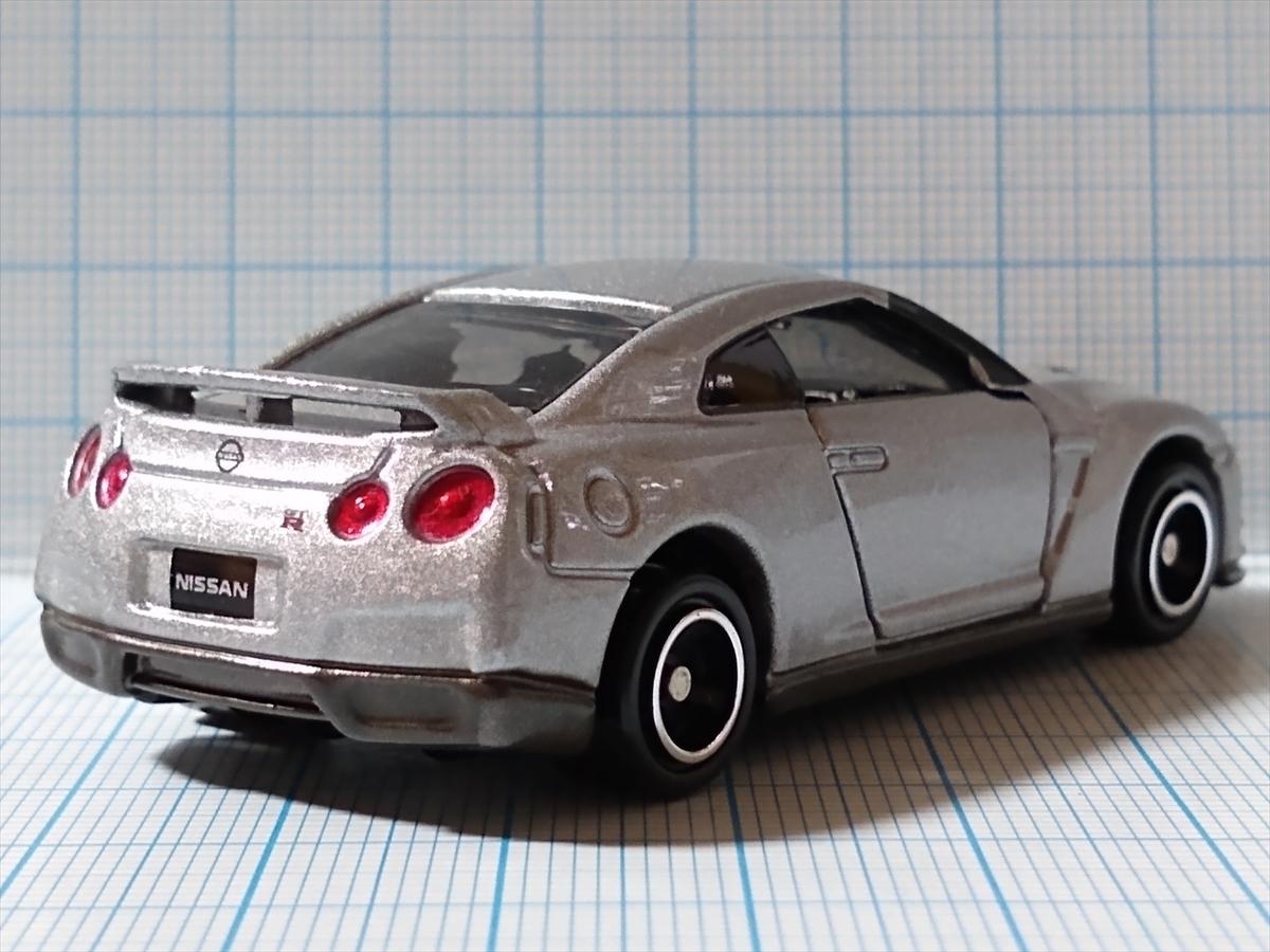 トミカ No.94 日産 GT-Rの画像4