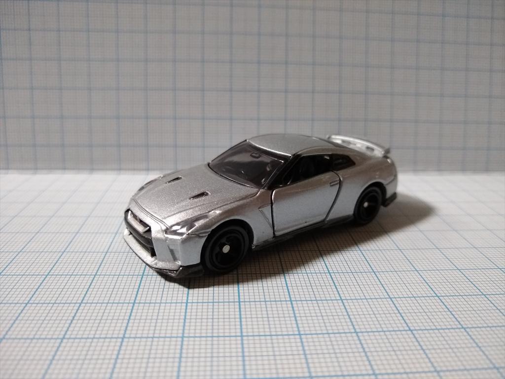 トミカ No.23 日産 GT-R(初回特別仕様)の画像1