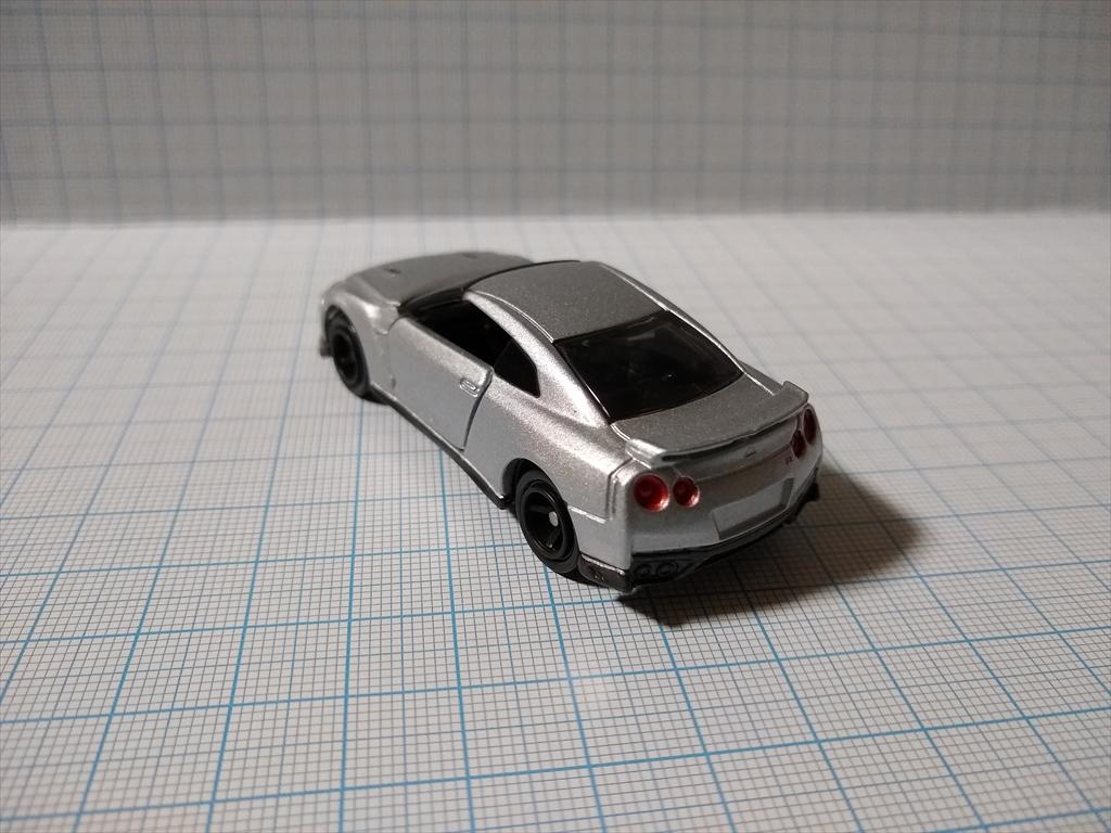 トミカ No.23 日産 GT-R(初回特別仕様)の画像8