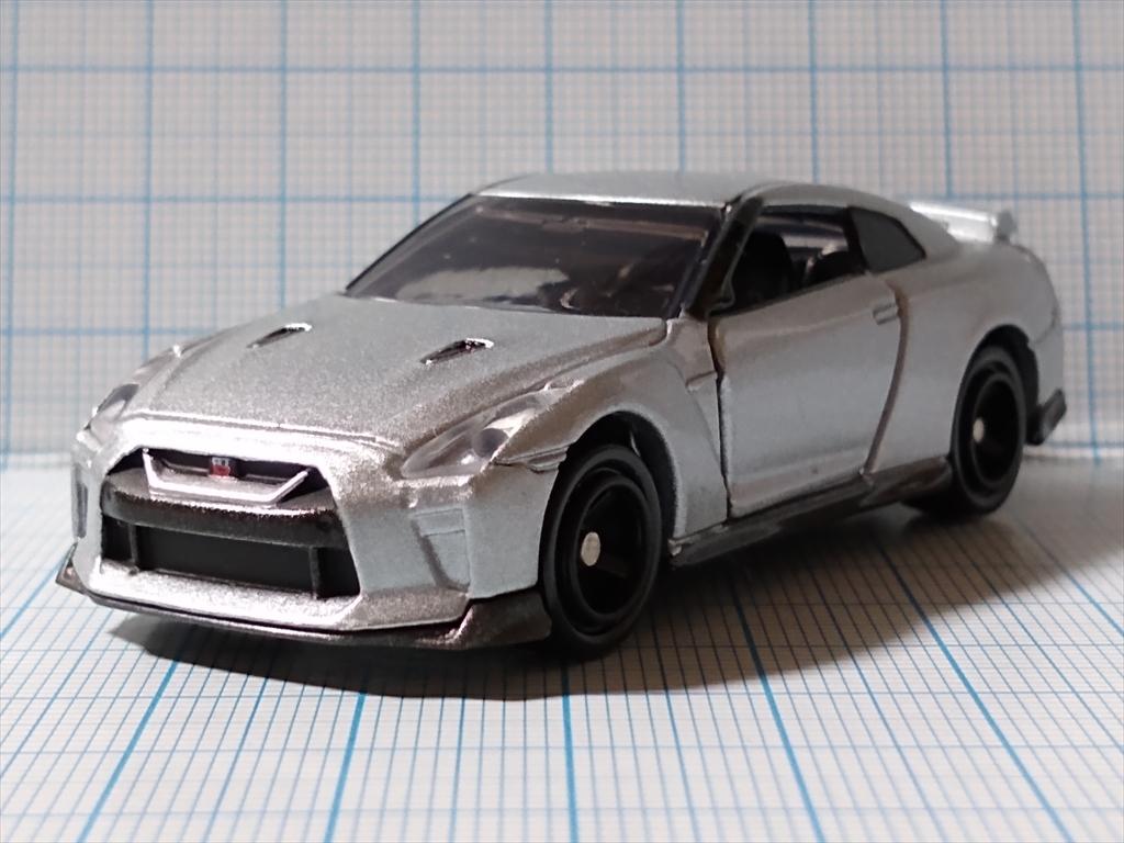 トミカ No.23 日産 GT-R(初回特別仕様)の画像3
