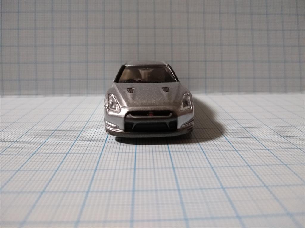 トミカ 日産 GT-R(シルバー) 日産工場見学記念の画像2