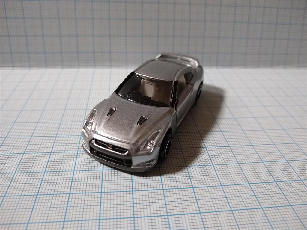 トミカ 日産 GT-R(シルバー) 日産工場見学記念の画像