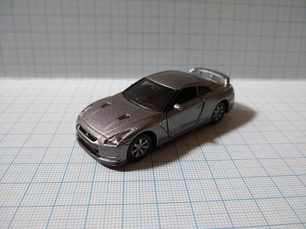 トミカ リミテッド 0099 日産 GT-Rの画像1
