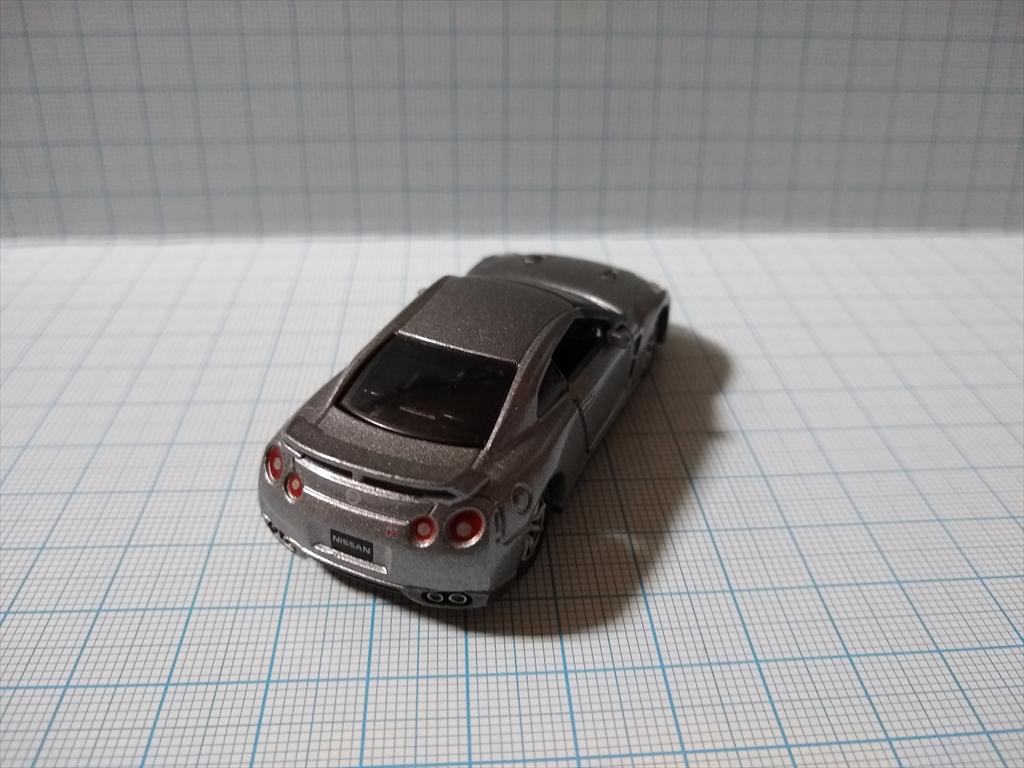 トミカ リミテッド 0099 日産 GT-Rの画像