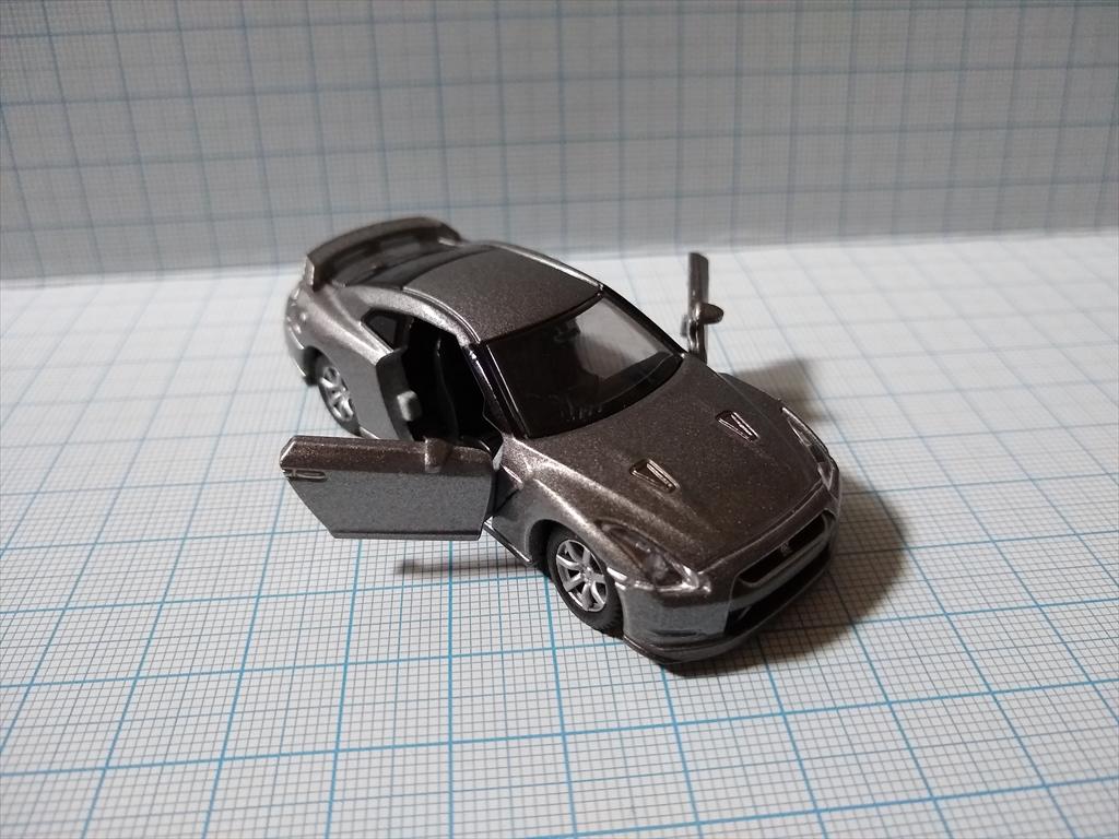 トミカ リミテッド 0099 日産 GT-Rの画像2