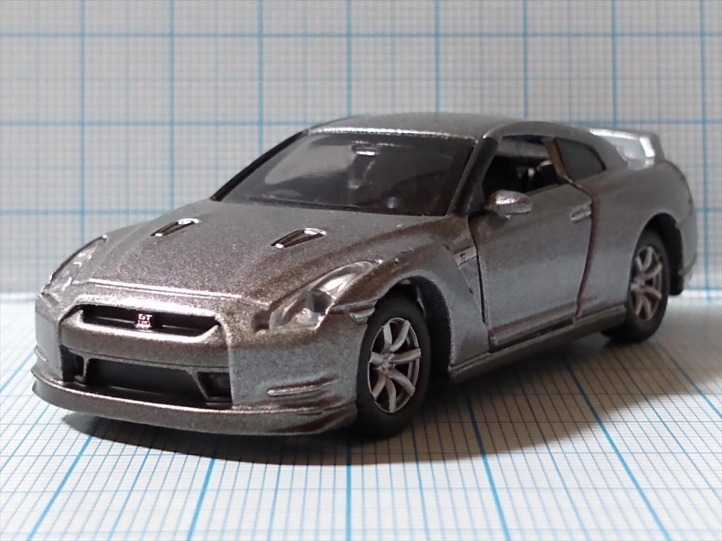 トミカ リミテッド 0099 日産 GT-Rの画像3