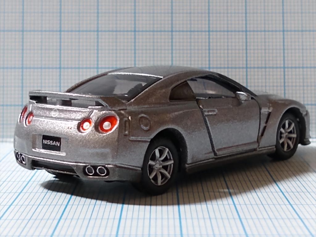 トミカ リミテッド 0099 日産 GT-Rの画像4