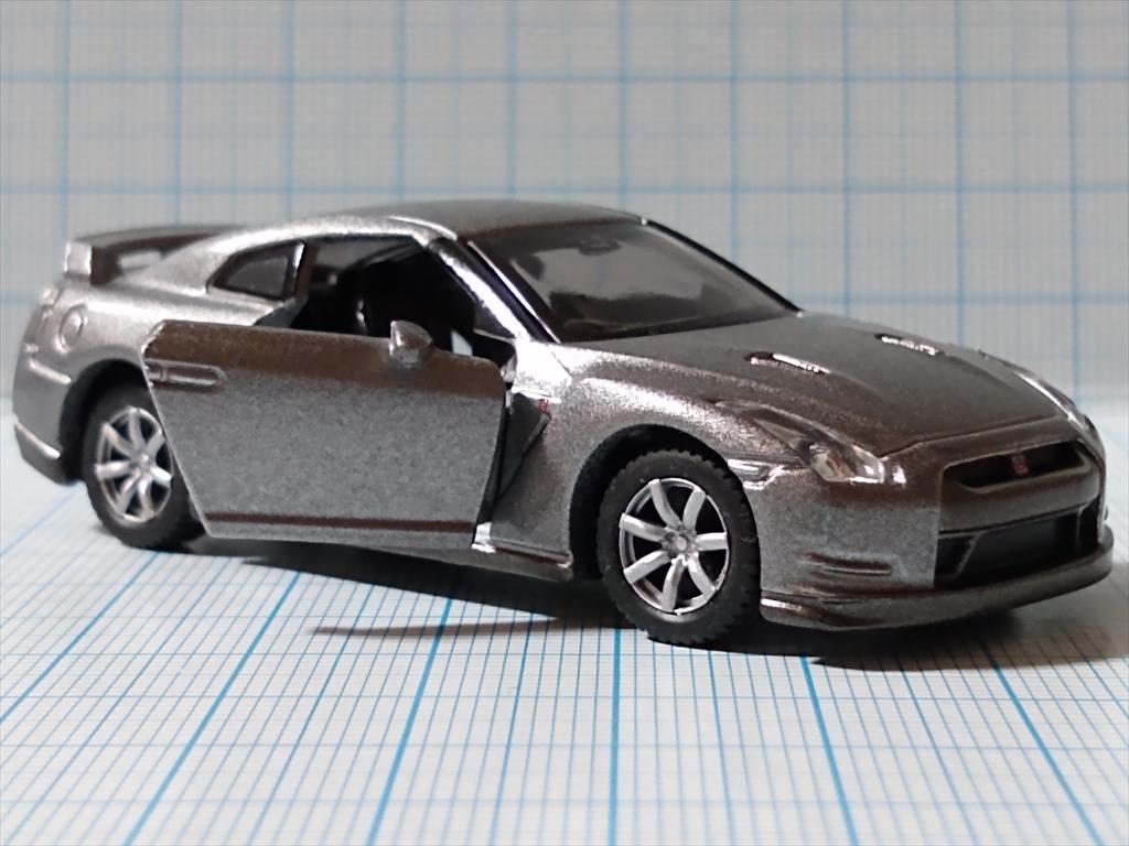 トミカ リミテッド 0099 日産 GT-Rの画像7
