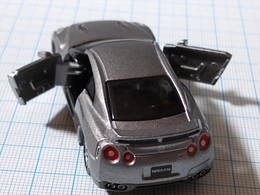 トミカ リミテッド 0099 日産 GT-Rの画像6