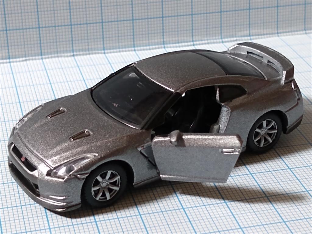 トミカ リミテッド 0099 日産 GT-Rの画像5