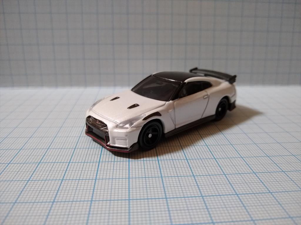 トミカ No.78 日産 GT-R NISMO 2020 モデルの画像1