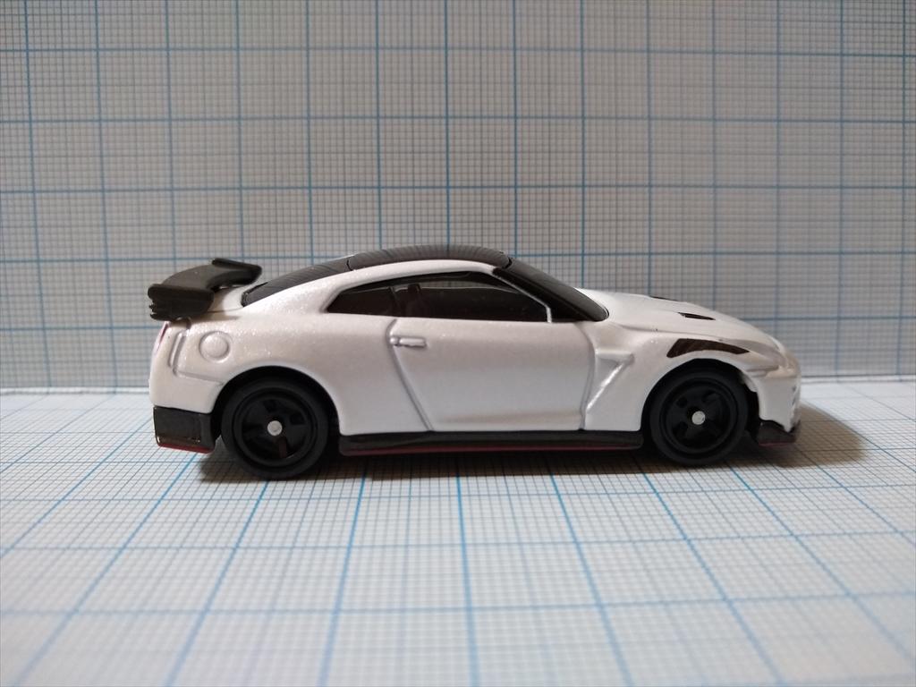 トミカ No.78 日産 GT-R NISMO 2020 モデルの画像3