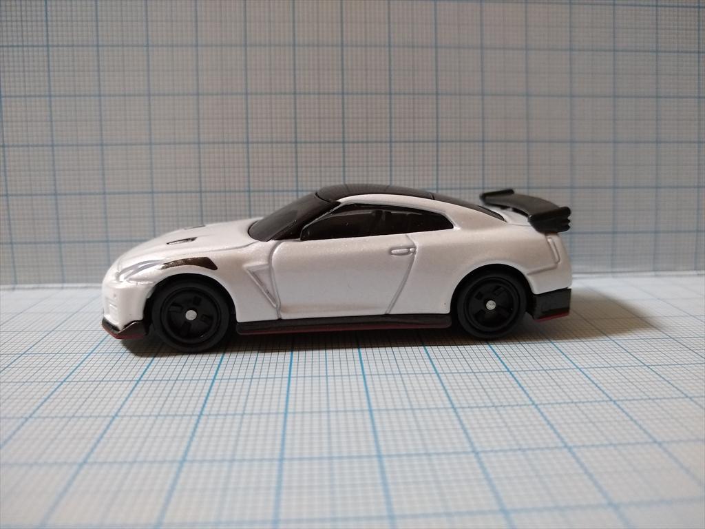 トミカ No.78 日産 GT-R NISMO 2020 モデルの画像5