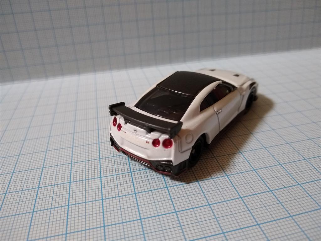 トミカ No.78 日産 GT-R NISMO 2020 モデルの画像