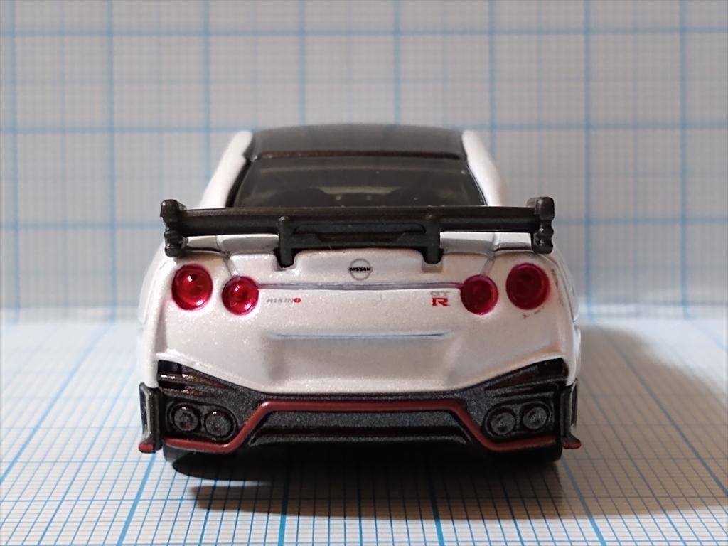 トミカ No.78 日産 GT-R NISMO 2020 モデルの画像2