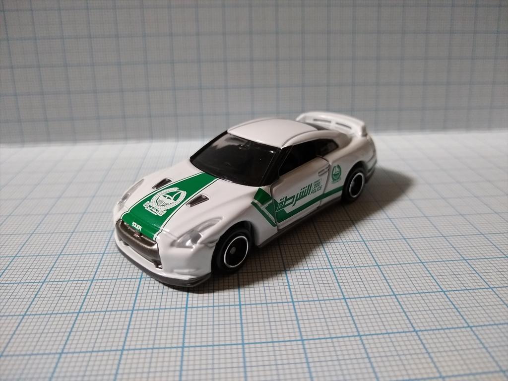 日産 GT-R ドバイ警察仕様 2014年 どどどっ!と合計2万名プレゼントキャンペーンの画像1