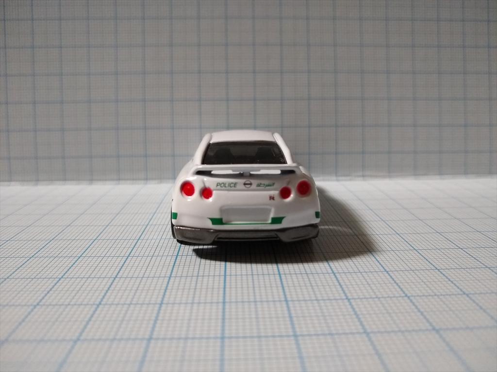 日産 GT-R ドバイ警察仕様 2014年 どどどっ!と合計2万名プレゼントキャンペーンの画像4