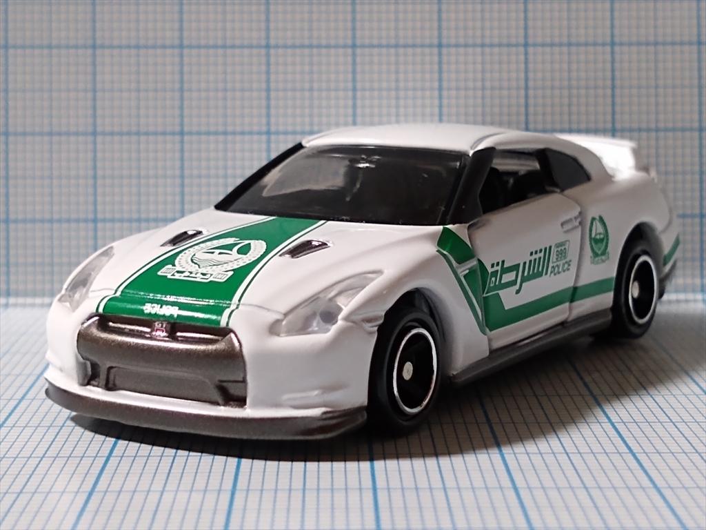 日産 GT-R ドバイ警察仕様 2014年 どどどっ!と合計2万名プレゼントキャンペーンの画像3