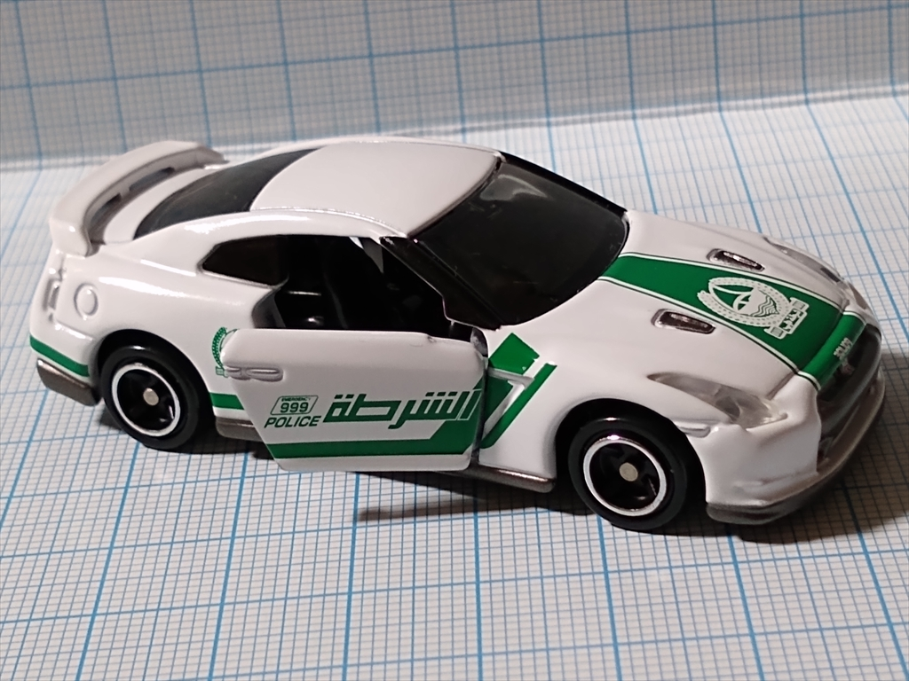 日産 GT-R ドバイ警察仕様 2014年 どどどっ!と合計2万名プレゼントキャンペーンの画像5