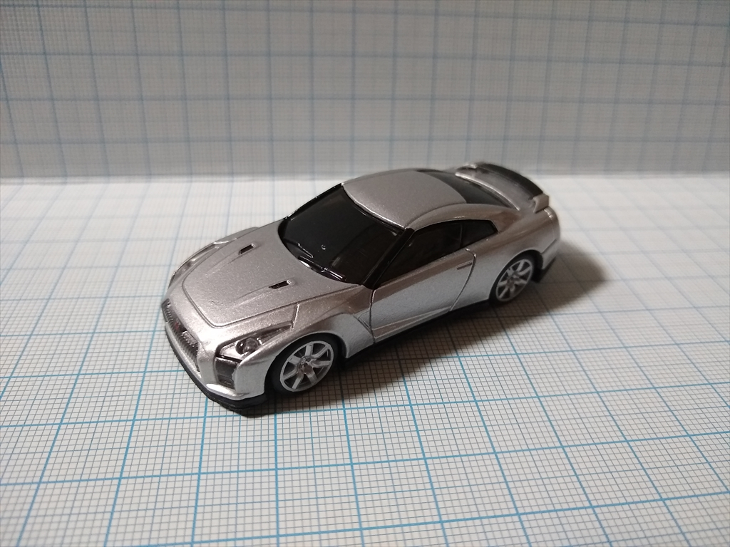 NISSAN GT-R R35 PROTOの画像1