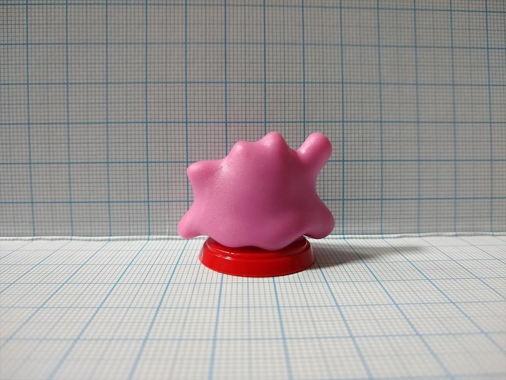 チョコエッグ ポケットモンスター サン&ムーン 04.メタモンの画像3