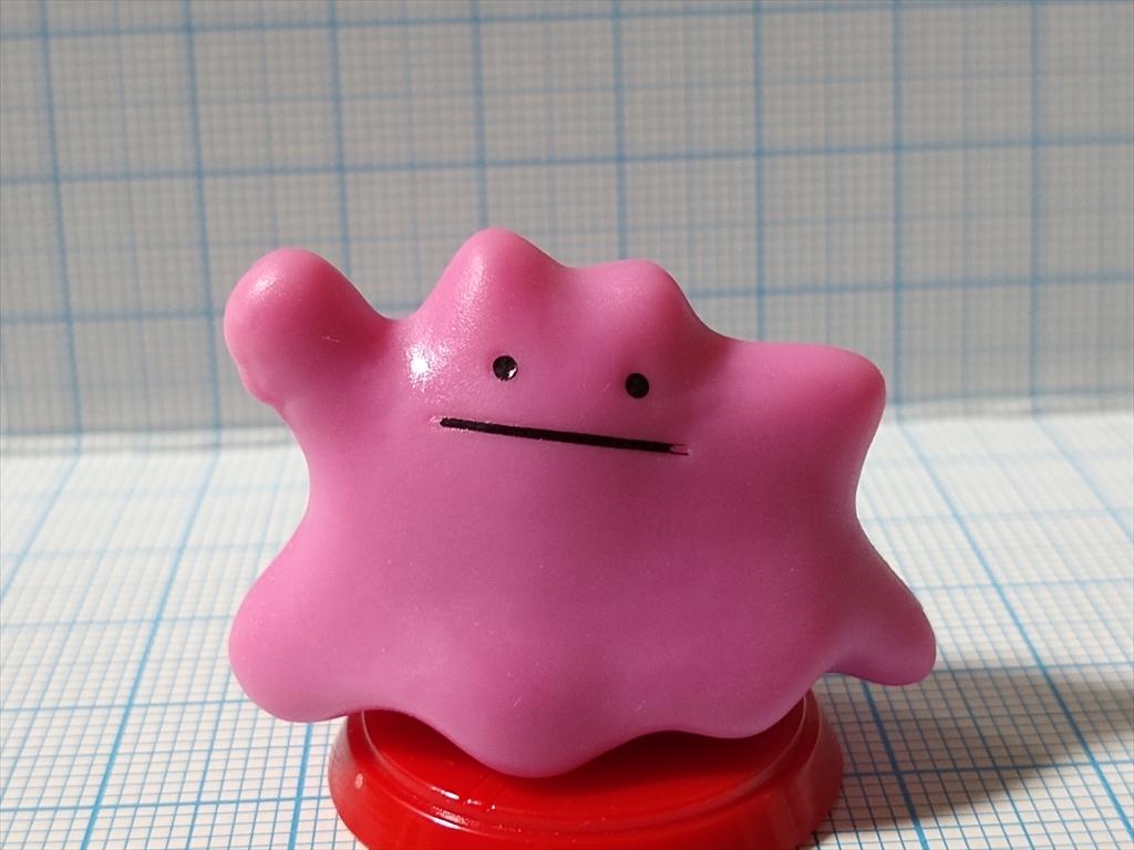 チョコエッグ ポケットモンスター サン&ムーン 04.メタモンの画像2