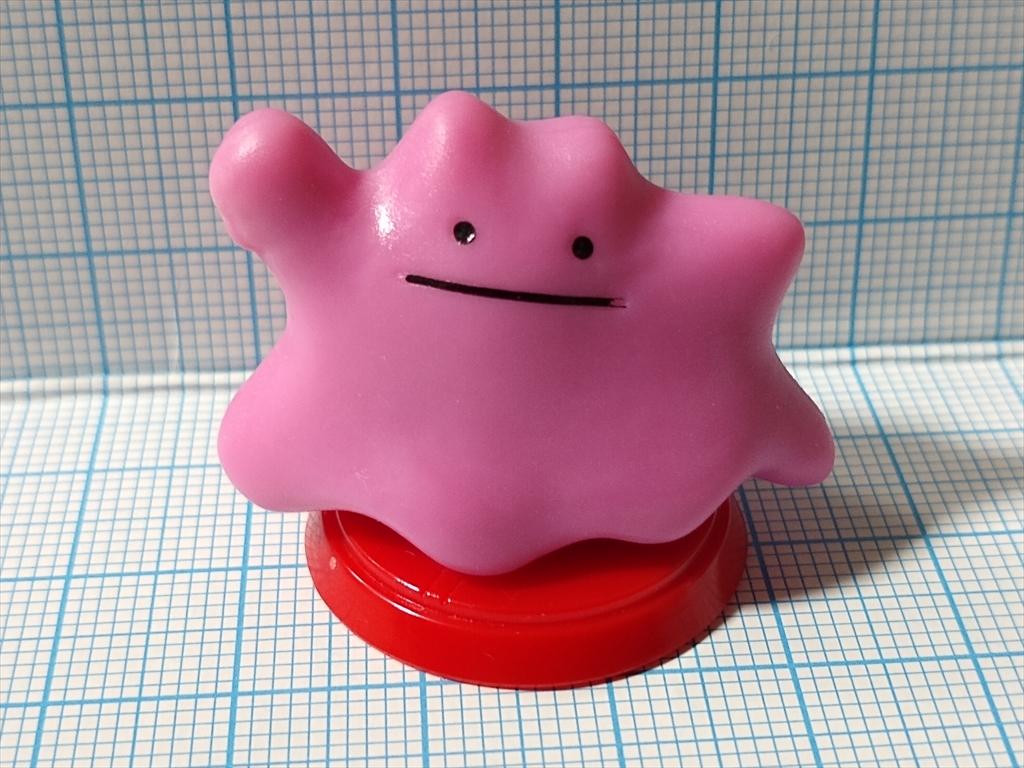 チョコエッグ ポケットモンスター サン&ムーン 04.メタモンの画像1