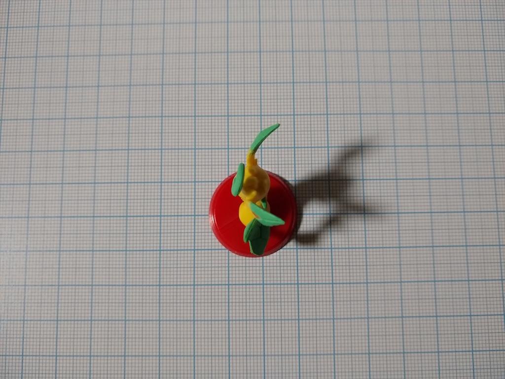 チョコエッグ ポケットモンスター サン&ムーン 02.リーフィアの画像7